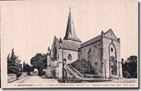 Nanteuil church