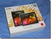 update is available for my favorite Android tablet, the Le Pan TC 970