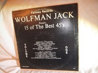 Wolfman Jack - 15 of the Best 45s (2)