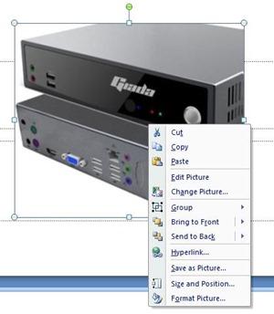 Save EMZ File Type
