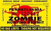 Zombie Hunt Permit