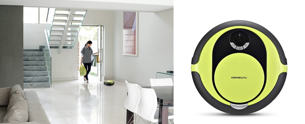 black friday and cyber monday 100 off rydis robot vacuum from moneual kristofer brozio. Black Bedroom Furniture Sets. Home Design Ideas