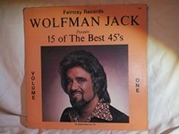Wolfman Jack - 15 of the Best 45s (1)