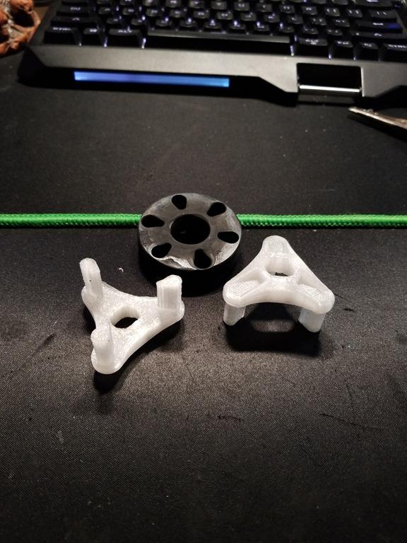3d Printed Whirlpool Washing Machine Motor Coupling